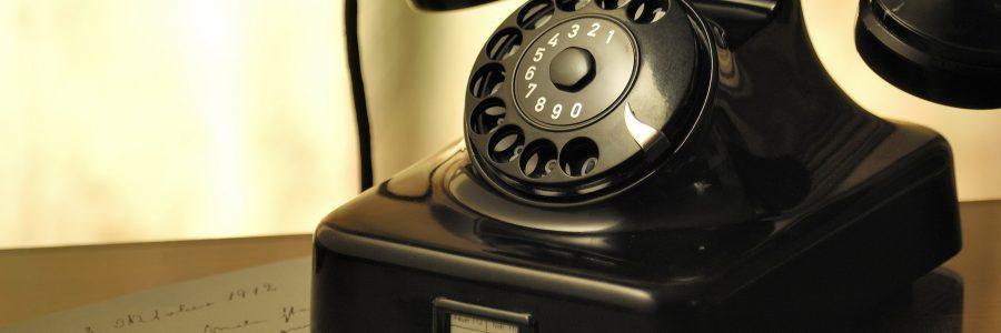 Anrufbeantwortung